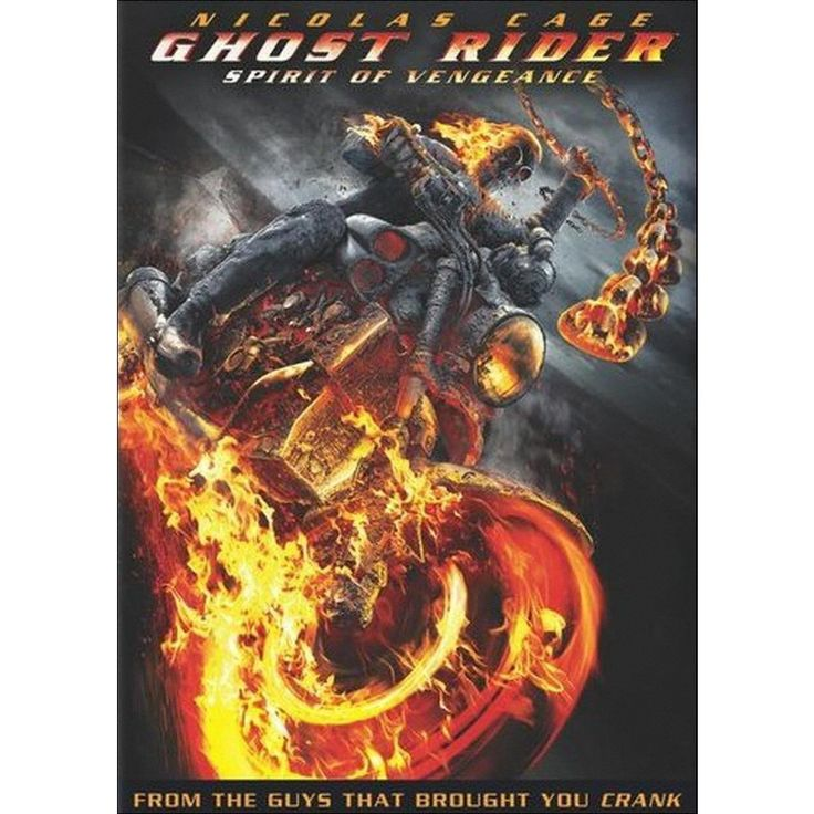 Ghost Rider: Spirit of Vengeance (Includes Digital Copy) (UltraViolet) (dvd_video)