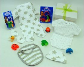 Newborn Baby Little Star Small Gift Box | Chocolates | Baby Gifts |Baby Hampers | Baby Baskets | Baby Gift Boxes | Nappy Cakes | baby gifts Sydney | Baby Hampers Sydney | Baby Baskets Sydney | nappy cakes sydney
