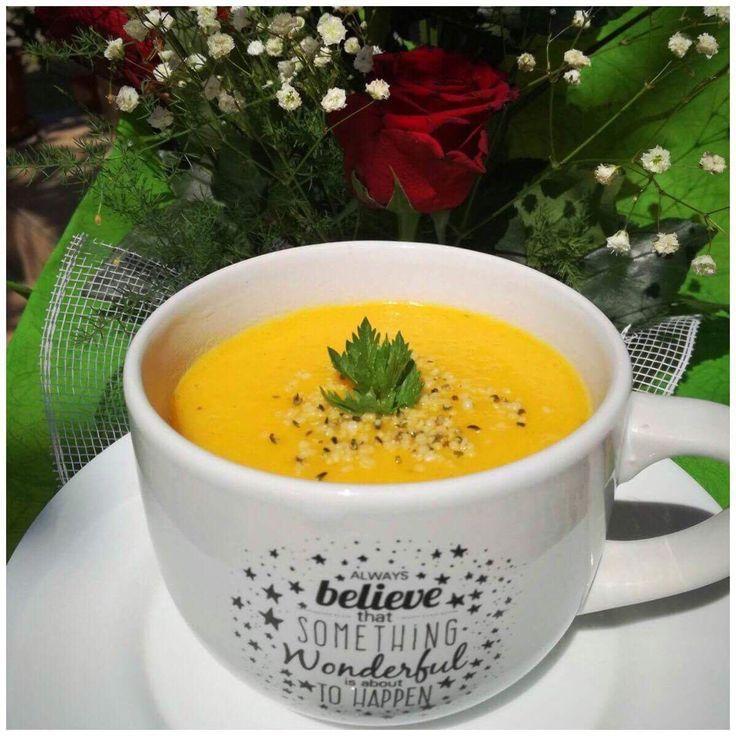 Supa crema de morcov – My Baby Food