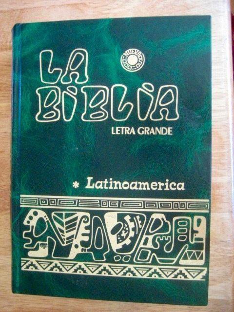 Tamano de letra : 11 puntos. ISBN 978-84-8169-323-2. Paginas: 1984 (texto bíblico) pages. | eBay!