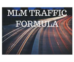 mlm traffic formula