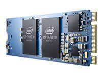 Intel Optane Memory Series La memoria Intel #Optane cubre el vacío que existía entre la #DRAM y el almacenamiento para ofrecer una experiencia informática y de almacenamiento increíblemente rápida.