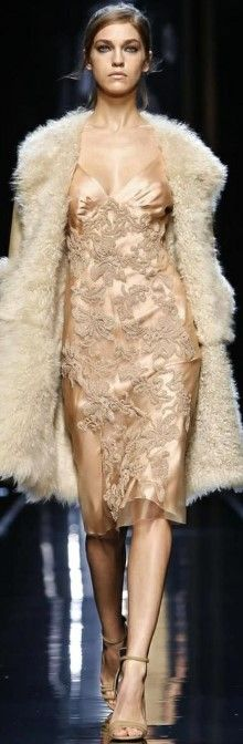 Ermanno Scervino Ready To Wear Fall Winter 2014 Milan