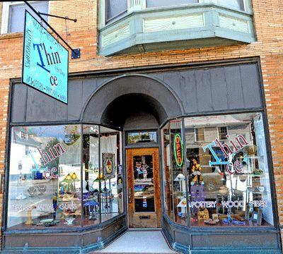 Thin Ice Gift Shop  (716) 881-4321  |  719 Elmwood Ave  |  Buffalo, NY 14222