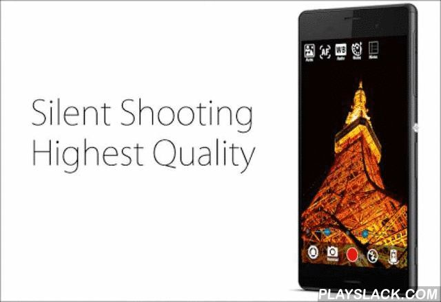 "Silent Camera [High Quality]  Android App - playslack.com ,  Introducing the best silent camera!Without shutter sounds, photos can be taken in complete silence!It's also No.1 among many silent cameras for it's high quality images!Let's take high quality pictures with silent camera!When you take a photo with your smartphone,have you had any situations like these?""I want to take pictures of my baby while he's sleeping, but the shutter sound would wake him/her up . . """"I want to take pictures…"