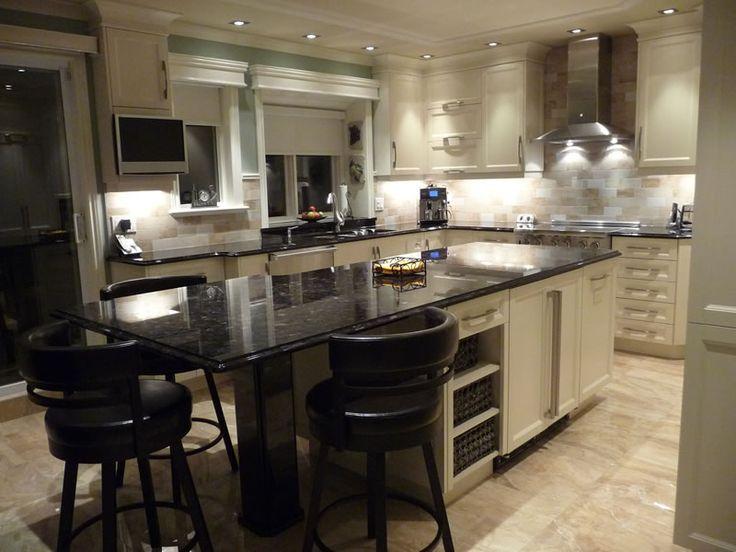 Armoires mirabel pour tous les projets de rénovation de cuisine