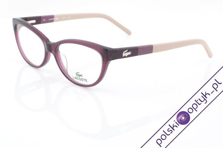 Oprawki plastikowe Lacoste 2677 513 #okulary #glasses #eyewear #eyeglasses #oprawki #lacoste