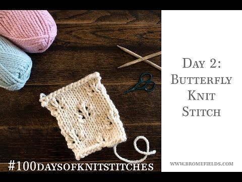 Top 34 Lace Knit Stitches eBook – Brome Fields