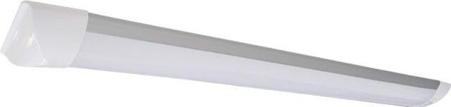 Corpul LED decorativ poate fi montat usor si asigura impact vizual armonios prin forme simple, iar tu te poti bucura de temperatura de lumina in culoare alb natural sau alb rece, un flux luminos bogat si consum scazut (25W).