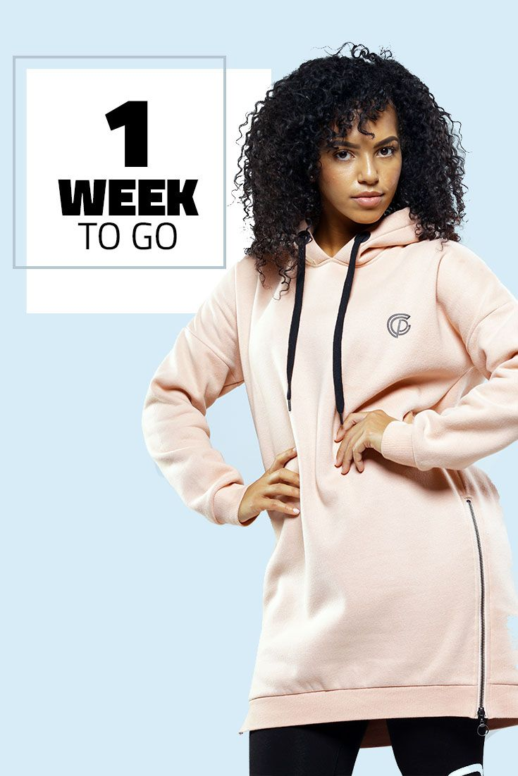 Only 1 week to go until our Longline Hoodies come off pre-order. If you haven't already, pre-order yours today and save 15%.  GymPro limited edition longline hoodie in nude combines the perfect oversized look with a casual feel. An iconic raised rubber logo. striking back detail panelling combined with its luxury brush back fabric. Perfect for cross season comfort and those cosy nights in.
