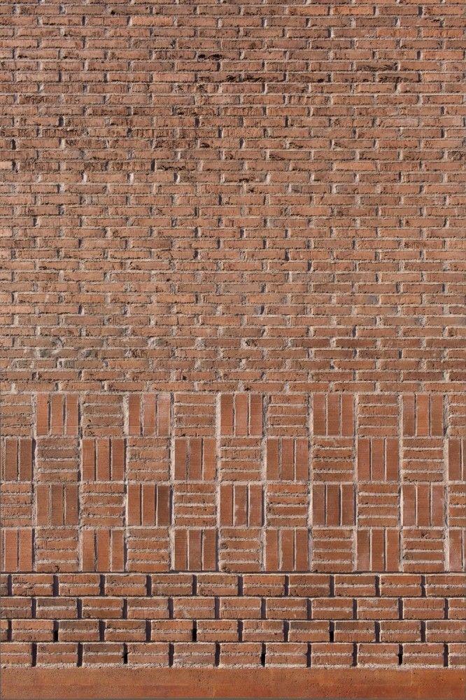 Saunalahti School / VERSTAS Architects #brick