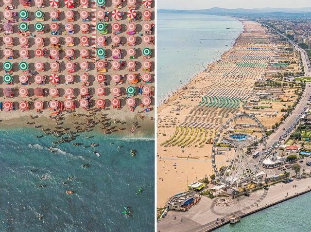 Praias Italianas - Bernhard Lang #5