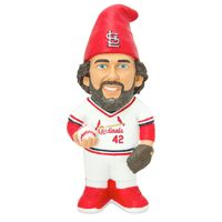 On Friday, April 28 when the Cardinals take on the Reds, 30,000 fans ages 16 and older will leave with an exclusive Bruce Sutter Garden Gnome.