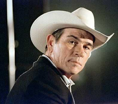 Tommy Lee Jones, actor and film director. He has received four Academy Award nominations, winning one as Best Supporting Actor for his performance as U.S. Marshal Samuel Gerard in the 1993 thriller film The Fugitive. San Saba, Texas