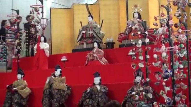 千葉県勝浦市 圧巻:超びっくり・ビックひな祭り 前編