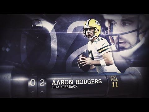 NFL TOP 100 PLAYERS OF 2015 - (#2) - Aaron Rodgers