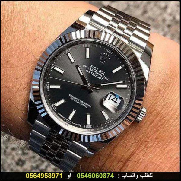 ساعات رولكس كلاسيك رجالي Rolex بقفل عريض مع الملحقات هدايا هنوف Rolex Watches Luxury Watches For Men Rolex Watches For Men