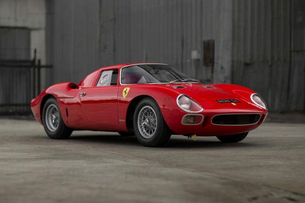 Ferrari 250 LM by Scaglietti