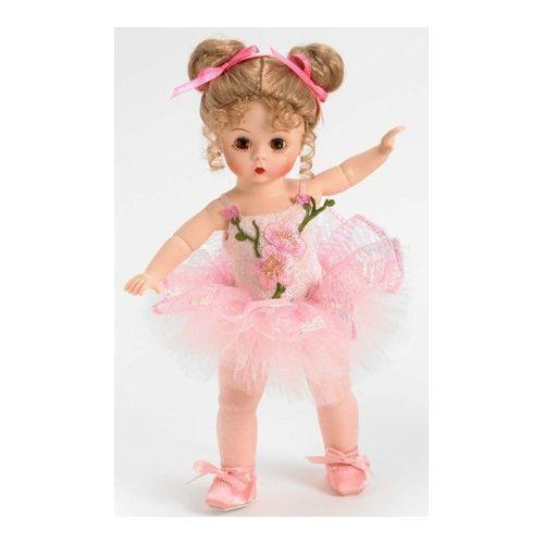 "Madame Alexander Dolls, 8"" Sparkling Flower Ballerina, The Arts Collection"