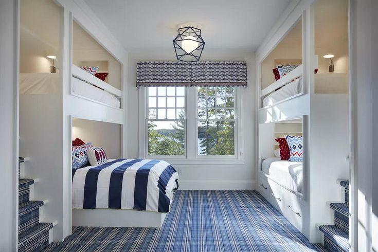Interior Design For Children S Bedrooms Coastal Bedrooms Bunk Bed Rooms Bedroom Renovation