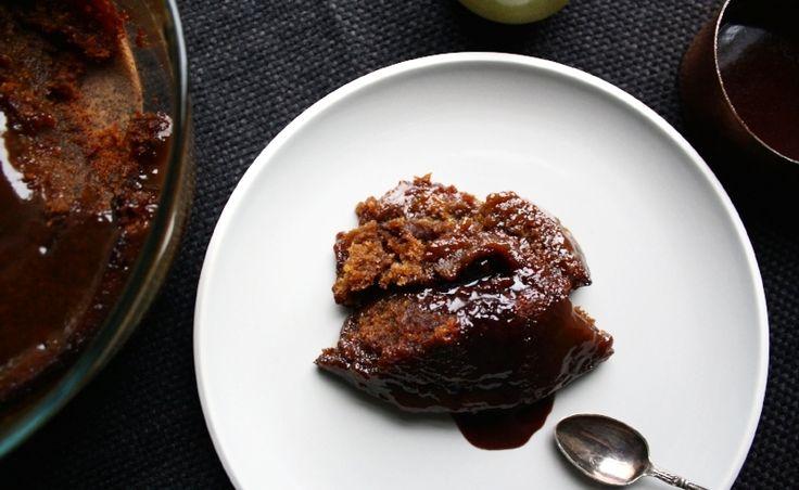 Vegan Lass Sticky Toffee Pudding