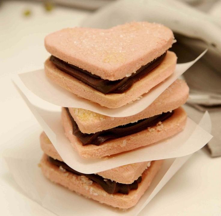 Gluten Free Valentine Cookies