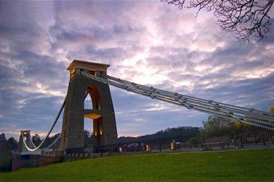 Clifton Suspension Bridge - Historic Site in Bristol