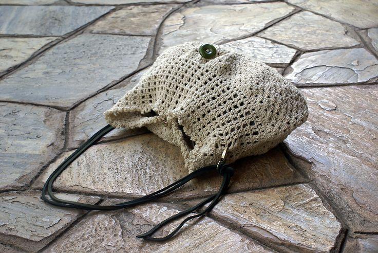 White crochet bag, Crochet bags and purses, Crochet handbag, Crochet shoulder bag, Everyday bag, Vintage bag, Purse, Cotton purse, Women bag by Hishuk on Etsy