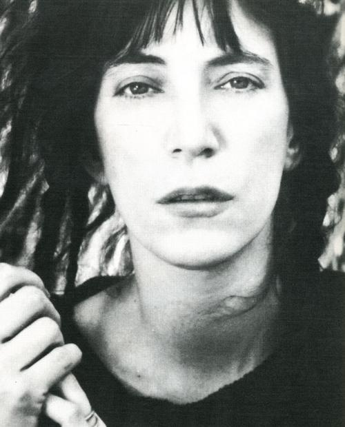 Picture of Patti Smith