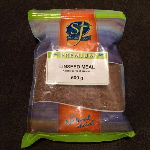 Novel Muesli Topping: Linseed Meal
