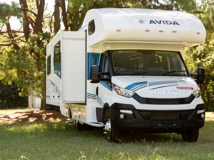 The C7923SL Esperance motorhome is built on the powerful Iveco chassis known for its reliability and economy.