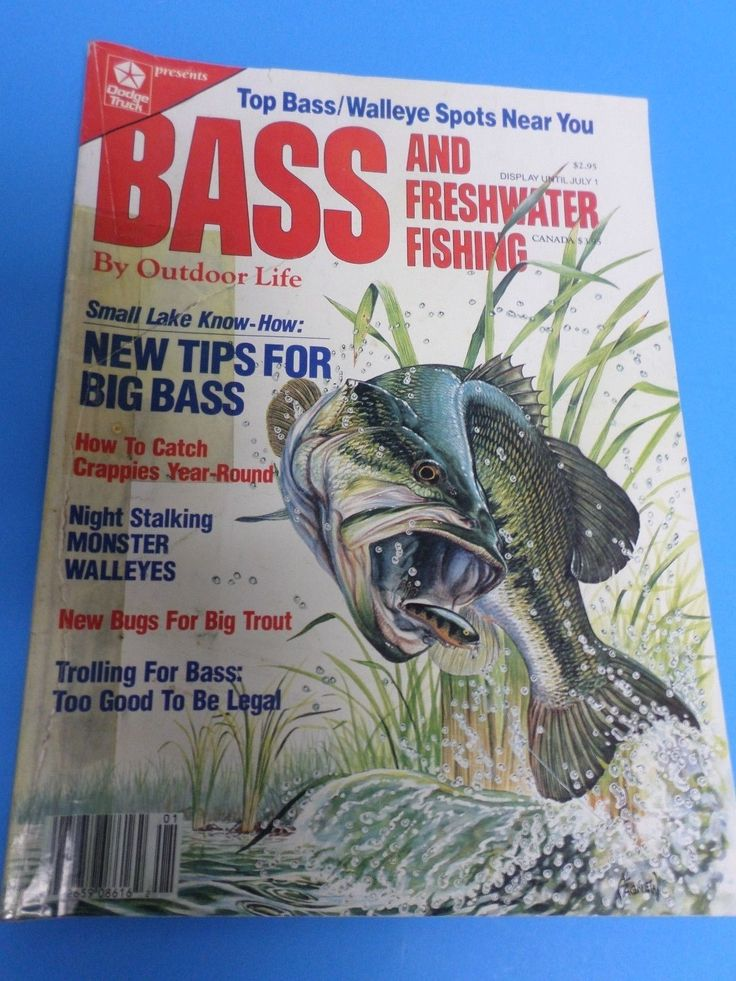 Freshwater Fishing Magazines