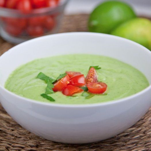 20 Chilled Soups for Staying Slim - Shape.com