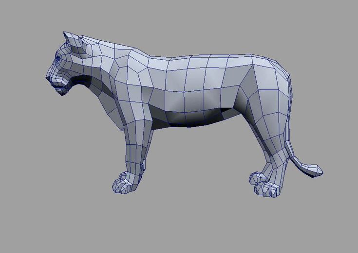 tiger wireframe  http://www.foundation3d.com/forums/attachment.php?attachmentid=18424&d=1228063238