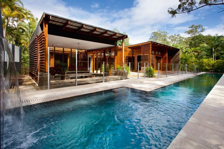 Queensland Homes Blog > This is a cleverly designed, eco friendly, resort-style property.