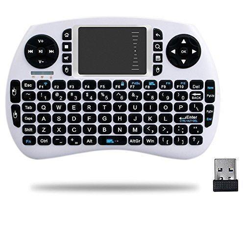 Oferta: 12.99€ Dto: -35%. Comprar Ofertas de HORIZONTAL Mini 2.4Ghz Touchpad teclado inalámbrico con ratón para Google Android Tv Box, Pc, Pad, Xbox 360, PS3, Htpc, Iptv barato. ¡Mira las ofertas!