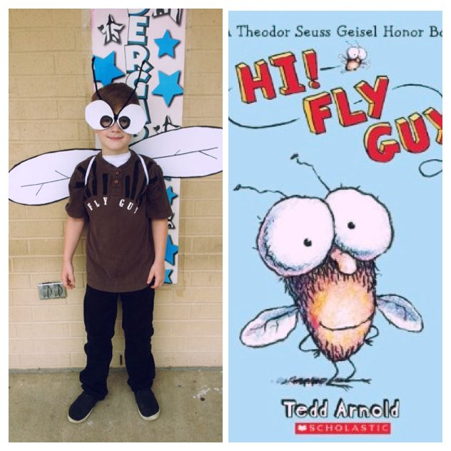 Fly Guy Costume