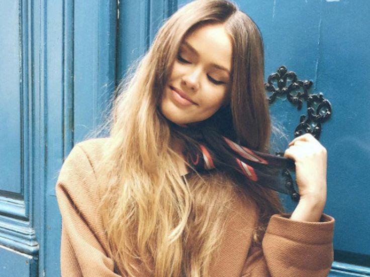 Lange Haare – ein Traum vieler Frauen. Oft wollen sie jedoch einfach nicht wachsen. Mit Problemen dieser Art hat die Schweizer Bloggerin Kristina Bazan offensichtlich nicht zur kämpfen