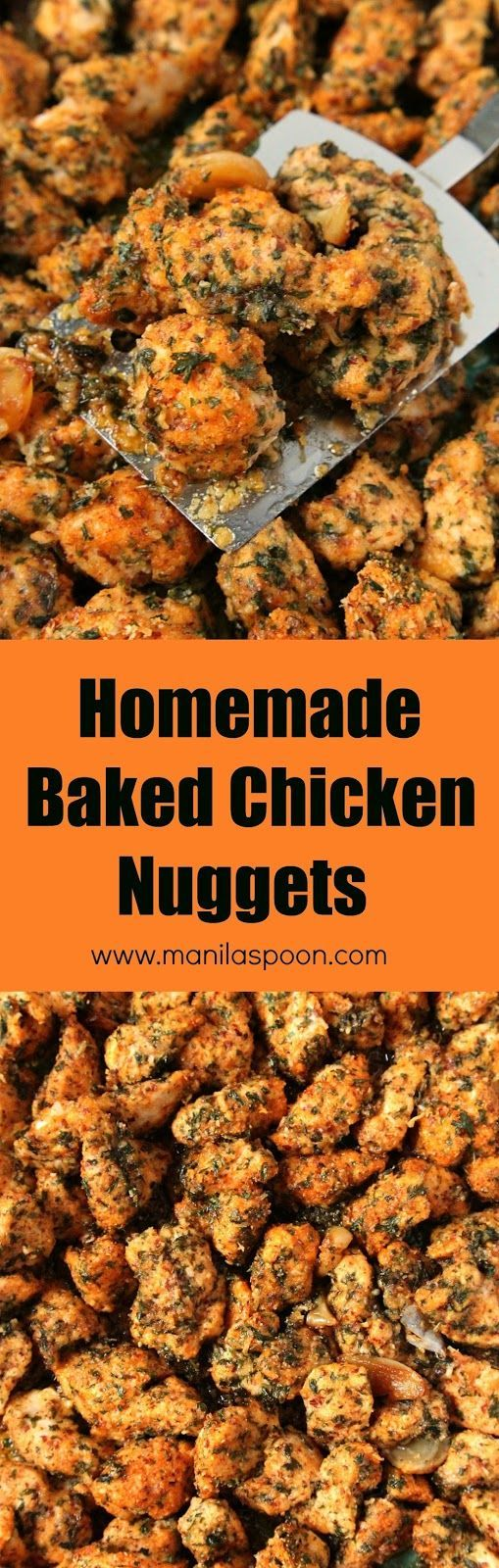 Kids and adults will both love this delicious and healthier Homemade Chicken…