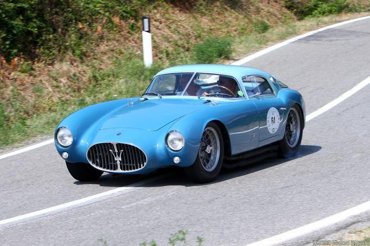 1954 Maserati A6GCS/53 Pinin Farina Berlinetta