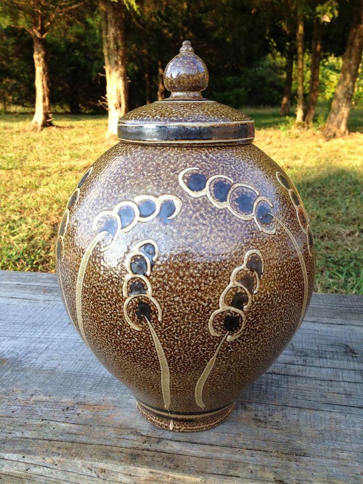 951 Best Pottery Lidded V Images On Pinterest Jar Jars