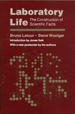 Laboratory Life, Bruno Latour