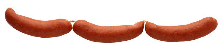 Sausage transparent image