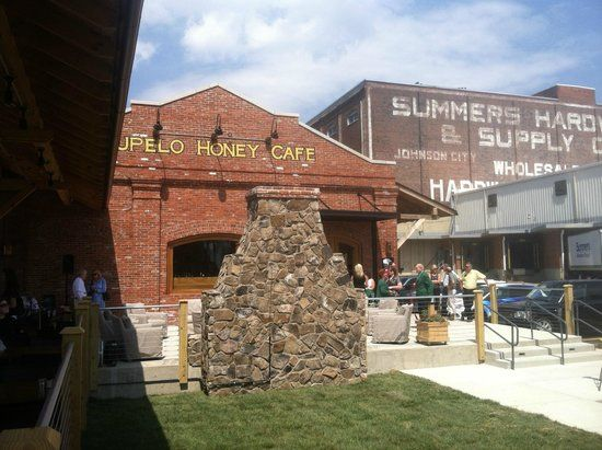 Tupelo Honey Cafe - Johnson City, Johnson City, Tennessee