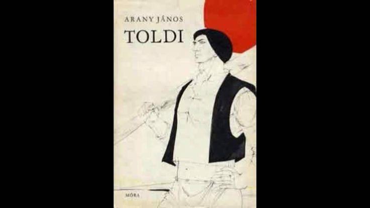 Arany János - Toldi (hangoskönyv)