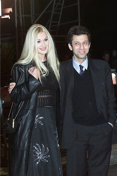 Riccardo Schicchi con Eva Henger  - D - la Repubblica