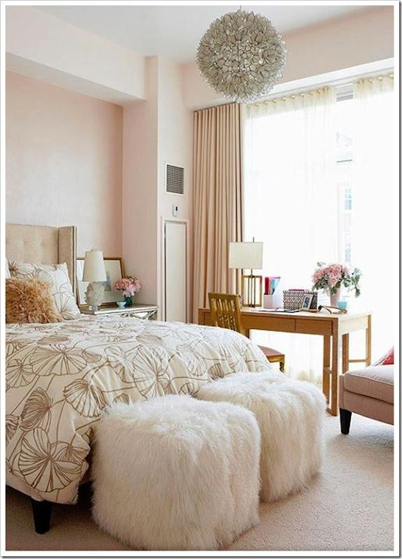 Girls room :: Sheers As Window Treatments