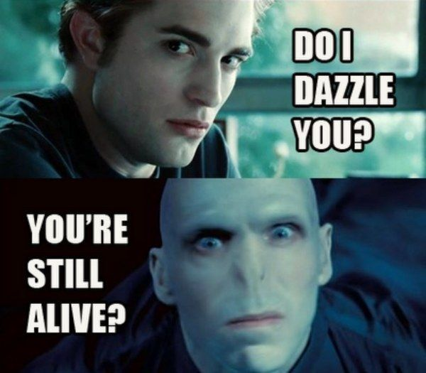 """14 Hilarious Jokes About """"Twilight"""". Making fun of Twilight never gets old."""