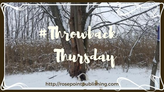 Most every Thursday I post an old book read and reviewed on #ThrowbackThursday. Catch some oldies but goodies!