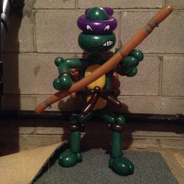 1000 Images About A Study In Balloon Ninja Turtles On
